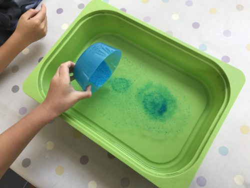 Learning: Ocean Slime Baff Activity Box