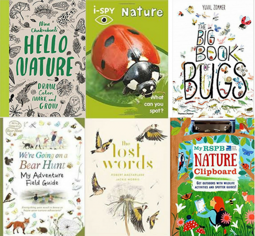 Six Brilliant Nature Books for Children
