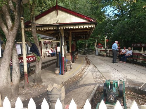 Saying goodbye to Brookside Miniature Railway