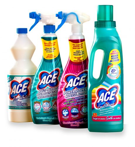 Win one of two ACE cleaning bundles worth £15