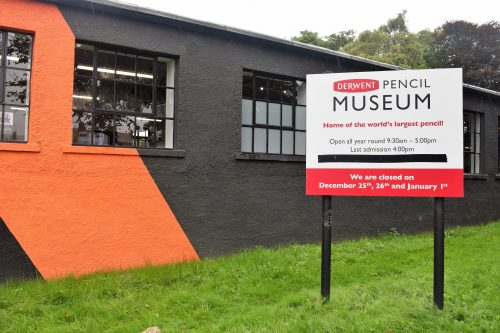 Days Out: The Derwent Pencil Museum, Keswick