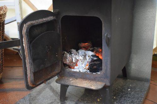 Glamping at Inside Out Camping, Keswick