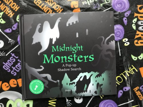 Children's Books: Midnight Monsters by Helen Friel