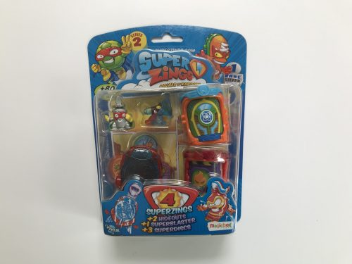 Toys: Introducing SuperZings Series 2 Collectibles