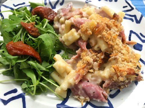 Recipe: Ham Hock Macaroni Cheese