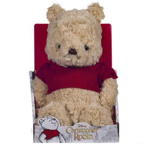 Win a Christopher Robin Movie Winnie the Pooh Plush