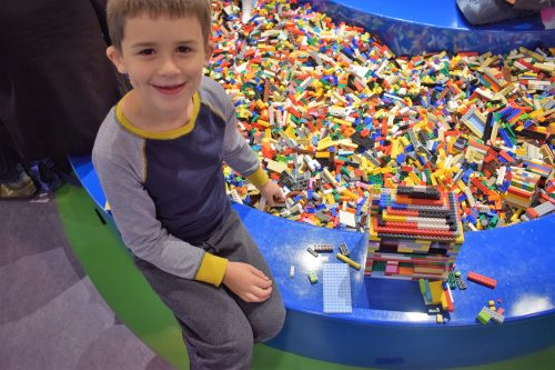Days Out: LEGOLAND Discovery Centre Birmingham