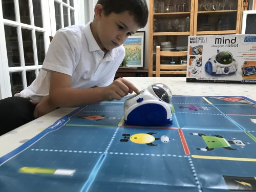 Toy Review: Clementoni Mind Designer Robot