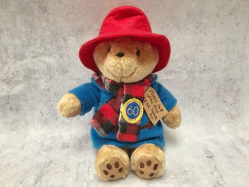 Review: 60th Anniversary Paddington Bear Plush