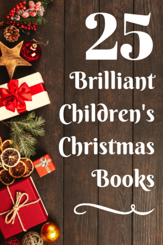 25 Brilliant Children's Christmas Books