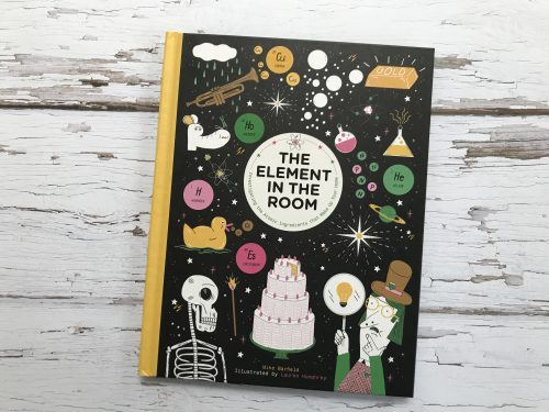 Children's Book Review: The Element in the Room