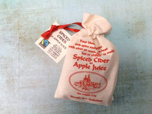 Christmas Recipe: Mulled Cider Jellies