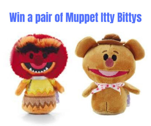 Win a pair of Muppet Itty Bittys