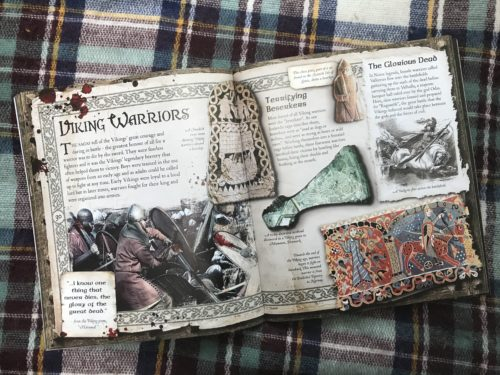 Book Review: The World of Vikings by Robert Macleod