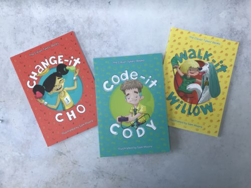 Book Review: Clever Tykes Enterprise Storybooks