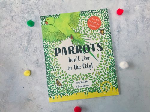 Book Review: Parrots Don't Live in the City