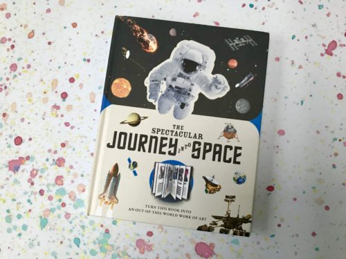 Win a copy of Paperscapes – The Spectacular Journey Into Space