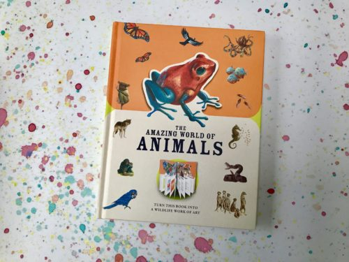 Win a copy of Paperscapes - The Amazing World of Animals