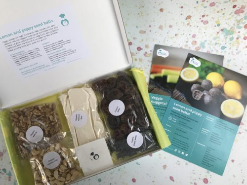 Subscription Box Review: Little Cooks Co - healthy kids cooking kits