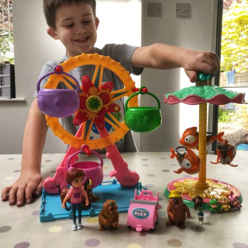 Toy Review: Wonder Park Toy Collection #WonderParkToys