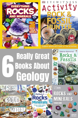 Six Really Great Books About Geology