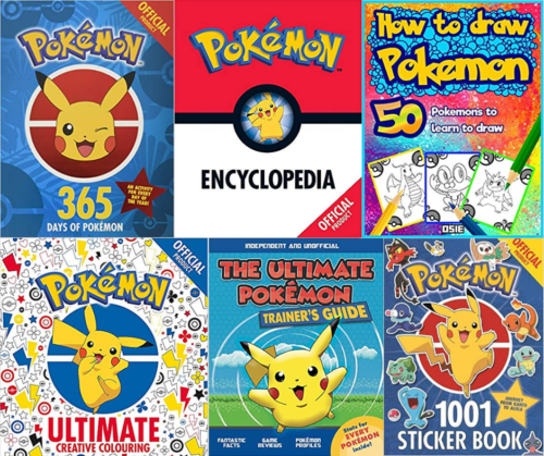 Children's Books: Six of the Best Pokémon Books