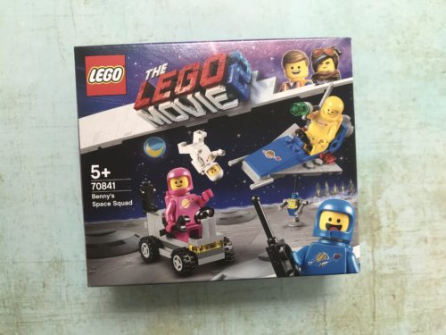 Win Lego Movie 2 Benny's Space Squad Lego Set