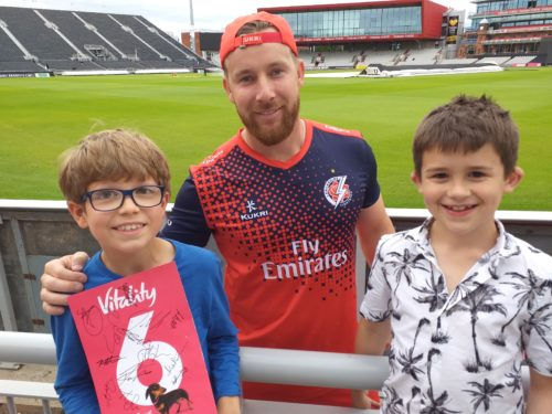 Lancashire Lightning Vitality T20 Blast - Great family fun!