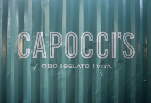 Dining Out: Capocci's Pop Up Restaurant, Media City