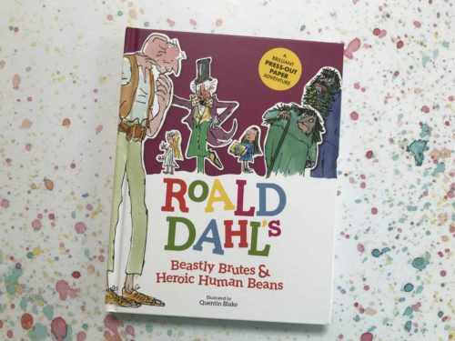 Book Review: Roald Dahl's Beastly Brutes & Heroic Human Beans