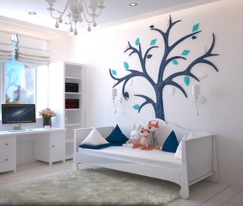 How to Make the Ultimate Fun Bedroom for Children