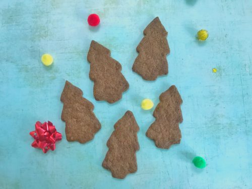 Christmas Baking: Speculaas Biscuit Baking Mix
