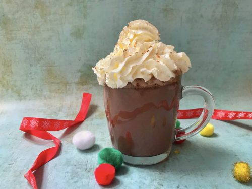 Christmas Drinks: Spectacular Speculaas Hot Chocolate