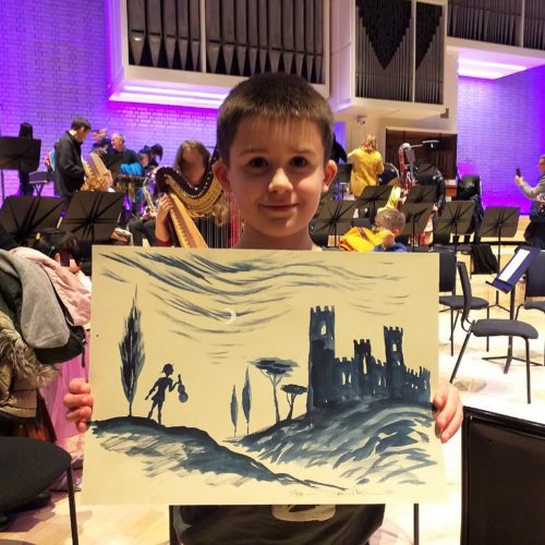 Review: RNCM Young Explorers - Pictures at an Exhibition