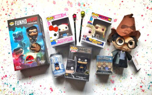 Toys: Collectible Funko Pop! fun for all ages