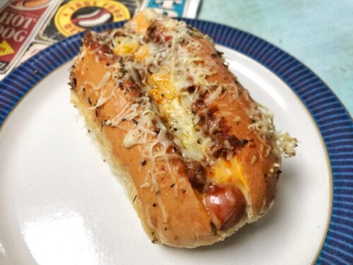 Recipe: Chilli Cheese Hot Dog Casserole