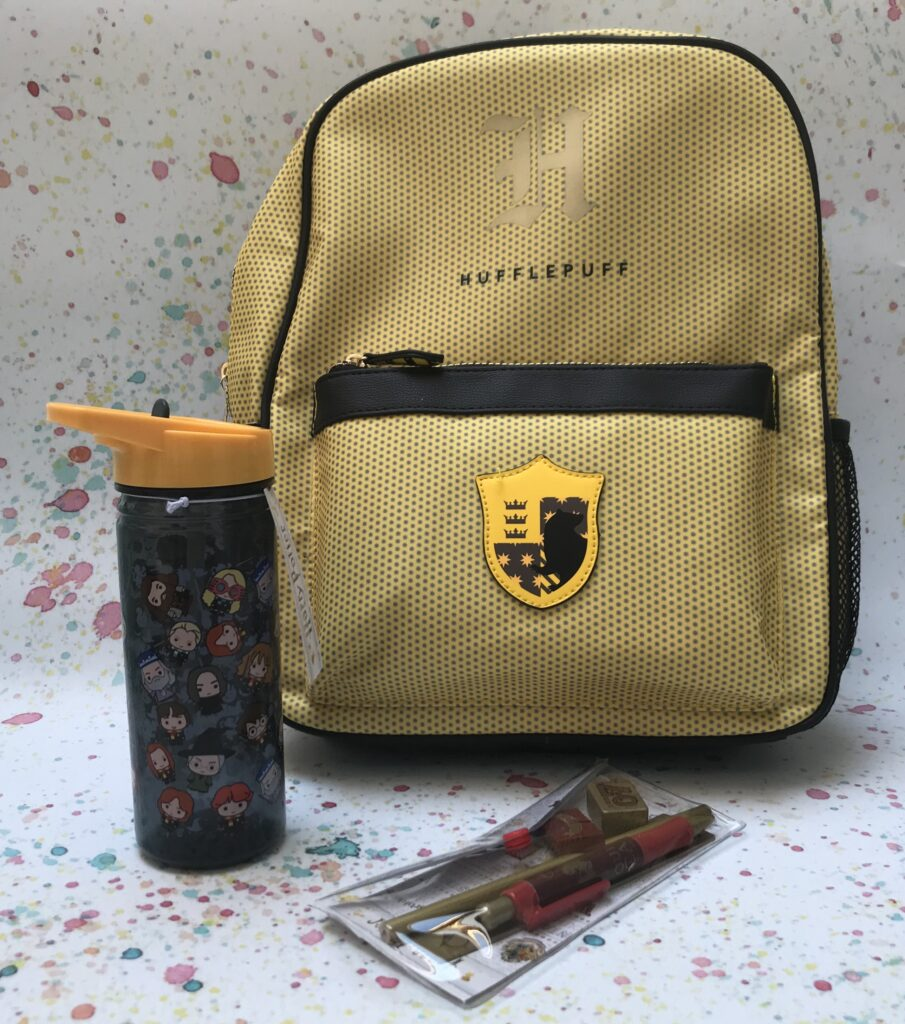 Back to Hogwarts - back to school in style with Hogwarts