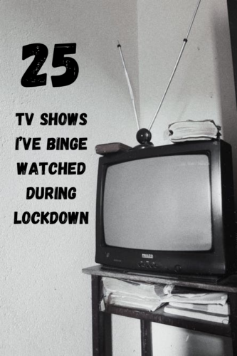 25 TV shows I've binge watched during lockdown