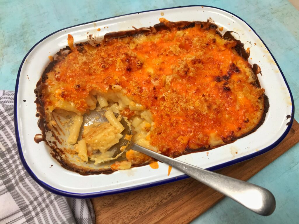 Recipe: Yorkshire Macaroni Cheese