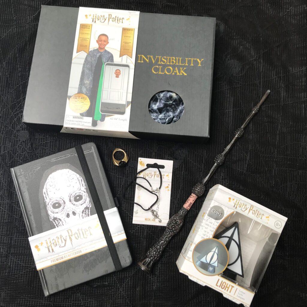 Exploring the Dark Arts with Harry Potter #DarkArtsMonth