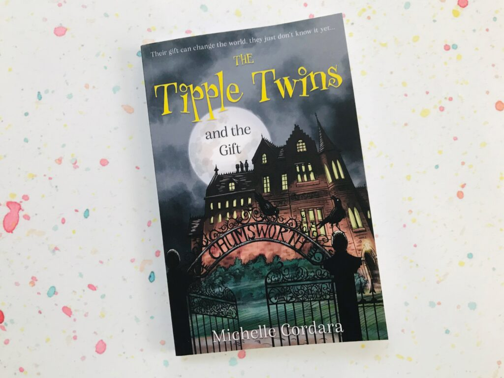 Book Review: The Tipple Twins and the Gift by Michelle Cordara