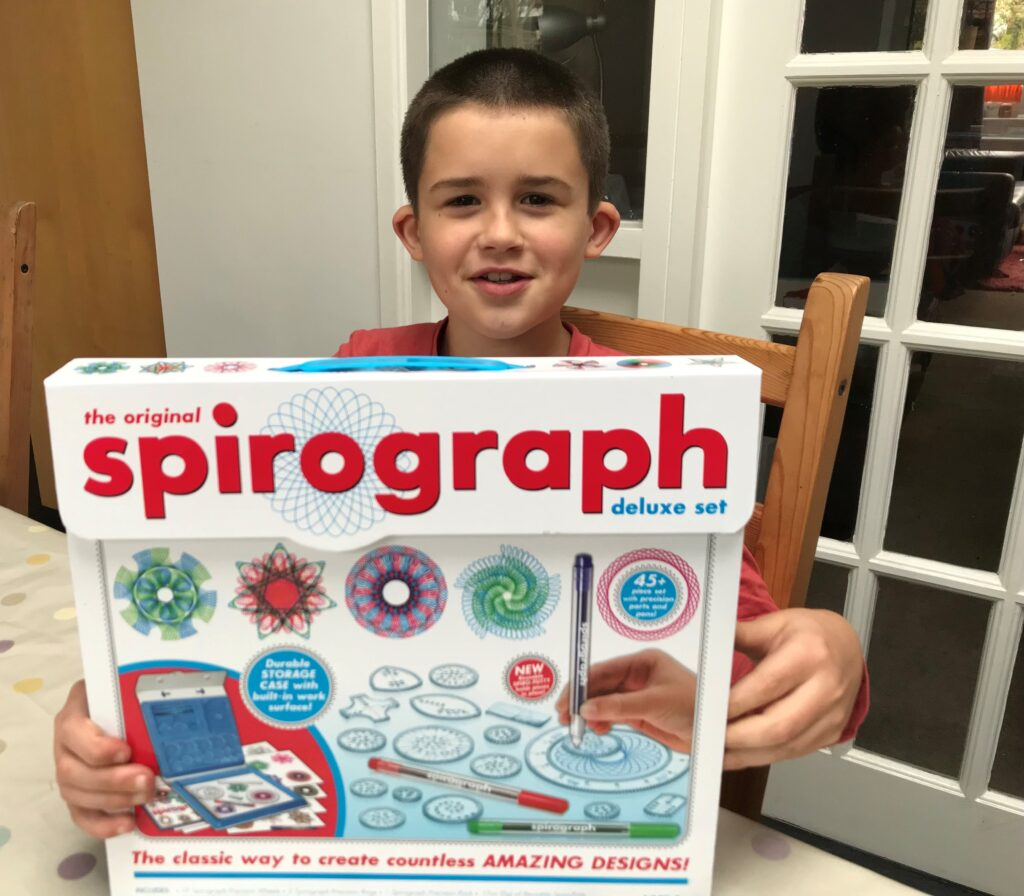 Retro Toy Review: Spirograph for a new generation