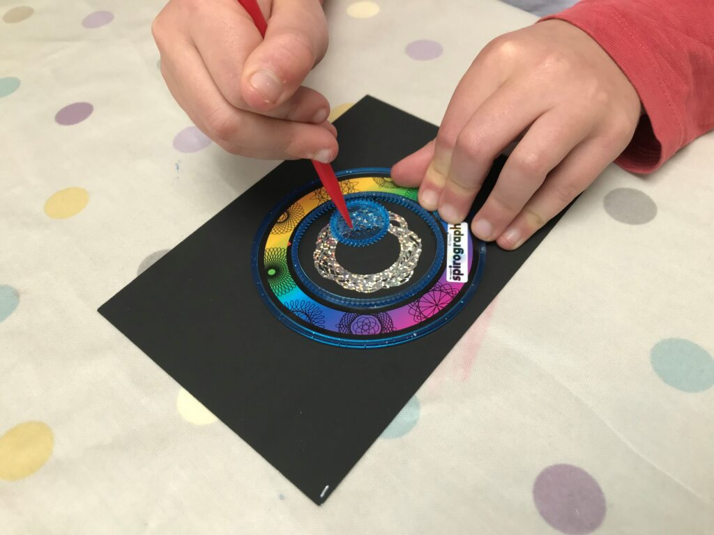 Spirograph for a new generation