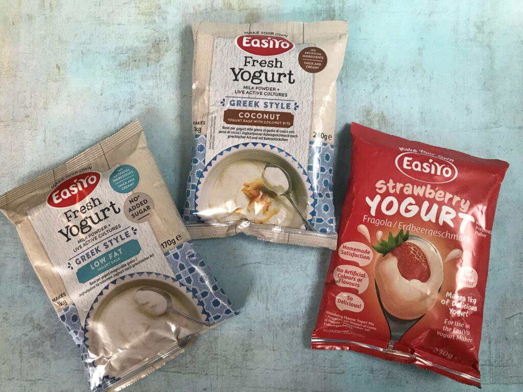 Review: The EasiYo Yoghurt Maker