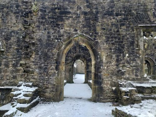 Days Out: A winter walk around Whalley Abbey