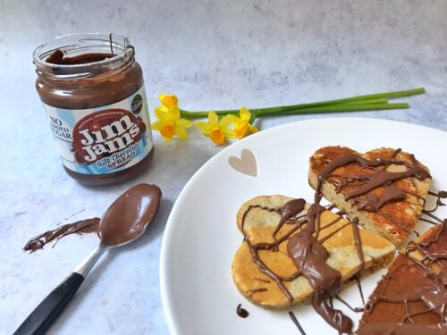 Celebrate Shrove Tuesday with JimJams Spreads