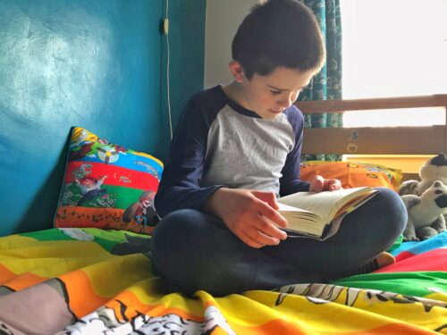 World Book Day: Enjoying World of Walliams bedding