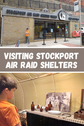 Days Out: Visiting Stockport Air Raid Shelters