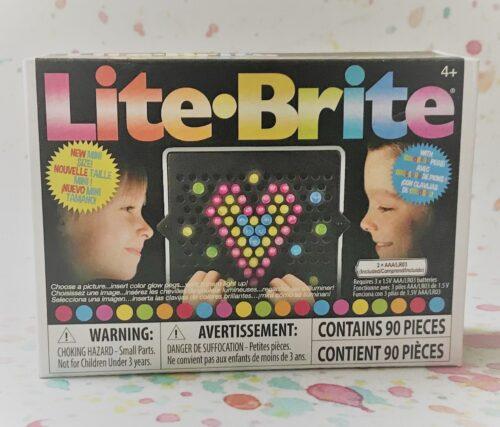 Retro Toy Review: Lite Brite Ultimate Classic