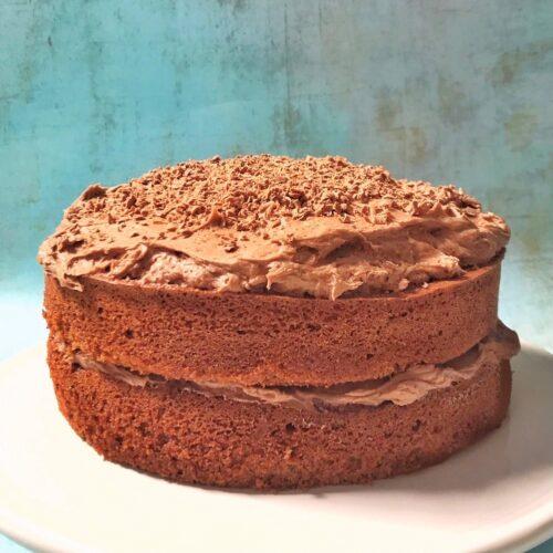 Recipe: Simple Baileys Irish Cream Cake